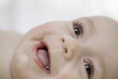 Baby Boy Smiling Stock Photos