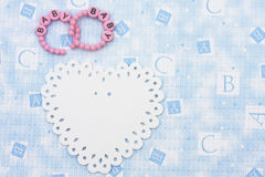 Baby Bracelets Royalty Free Stock Images