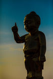 Baby buddha Stock Images