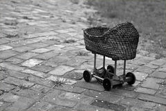Baby Buggy Royalty Free Stock Photography
