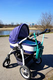 Baby buggy Stock Images