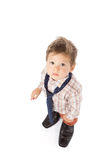 Baby businessman Royalty Free Stock Photography