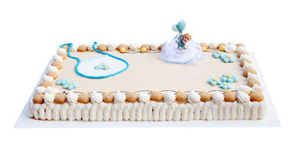 Baby cake Stock Images