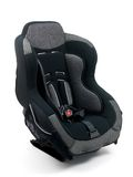Baby Car Seat. Isolated against a white background Stock Photography