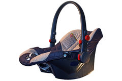 Baby car seat Stock Photo