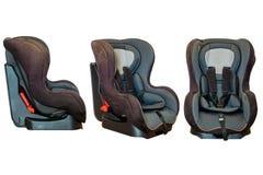 Baby car seat Stock Image