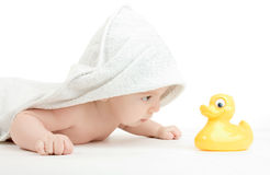 Baby care Royalty Free Stock Photo