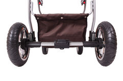 Children's pushchair Stock Photography