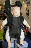 Baby carrier Royalty Free Stock Photos