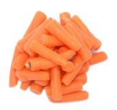 Baby carrot Royalty Free Stock Photos