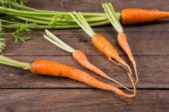 Baby carrot Stock Photo