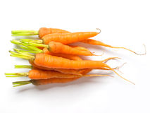 Baby carrots Royalty Free Stock Images