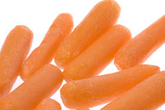 Baby Carrots Stock Images