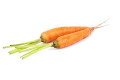 Baby carrots royalty free stock image