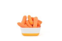 Baby carrots Stock Photography