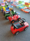 Baby cars Royalty Free Stock Image