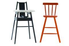 Baby chair Stock Photo