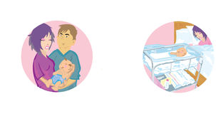 Baby Change Stock Images