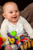 Baby, Cheerful, Child, Colorful Royalty Free Stock Photos