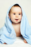 Baby, cheerful happy child Stock Photos