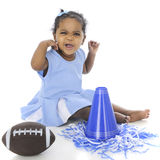 Baby Cheers, royalty free stock photos