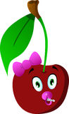 Baby cherry Royalty Free Stock Images