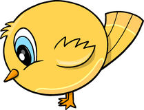 Baby Chick Vector Illustration Royalty Free Stock Photos