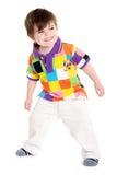 Baby child playing Stock Image