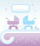 Baby and children background Royalty Free Stock Photos