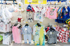 Baby Children Clothes Royalty Free Stock Photo