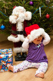 Baby Christmas tree Royalty Free Stock Photography