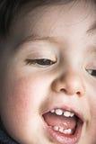 Baby close up Royalty Free Stock Photo