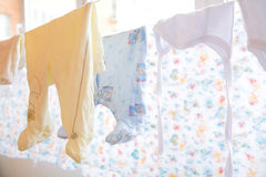 Baby cloth Royalty Free Stock Photography