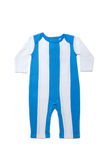 Baby clothes Argentina Stock Photo