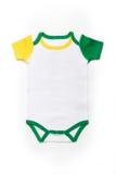 Baby clothes Brazil Royalty Free Stock Photos