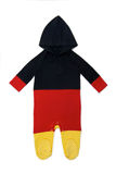 Baby clothes Hoody Germany Stock Image