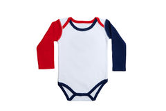 Baby clothes USA Royalty Free Stock Photography