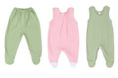 Baby clothes Royalty Free Stock Photos