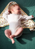 Baby clothing Royalty Free Stock Image