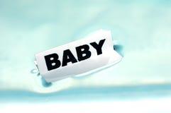 BABY concept Stock Photo