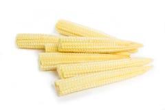 Baby Corn. Royalty Free Stock Photo