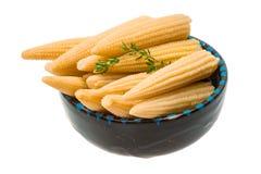 Baby corn Royalty Free Stock Photos