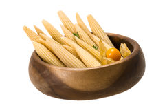 Baby corn Royalty Free Stock Photography