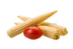 Baby corn Royalty Free Stock Image