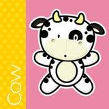 Baby cow Stock Photos