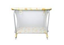 Baby crib Royalty Free Stock Photo