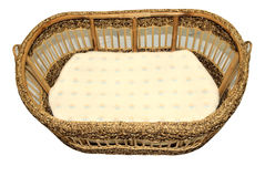 Baby Crib Stock Image
