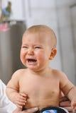 Baby crying Royalty Free Stock Photo