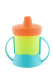 Baby cup Stock Photo