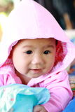 Baby Cute Baby Girl Portrait Royalty Free Stock Images